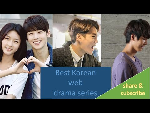 MY BEST KOREAN WEB DRAMA SERIES TOP 25 LIST