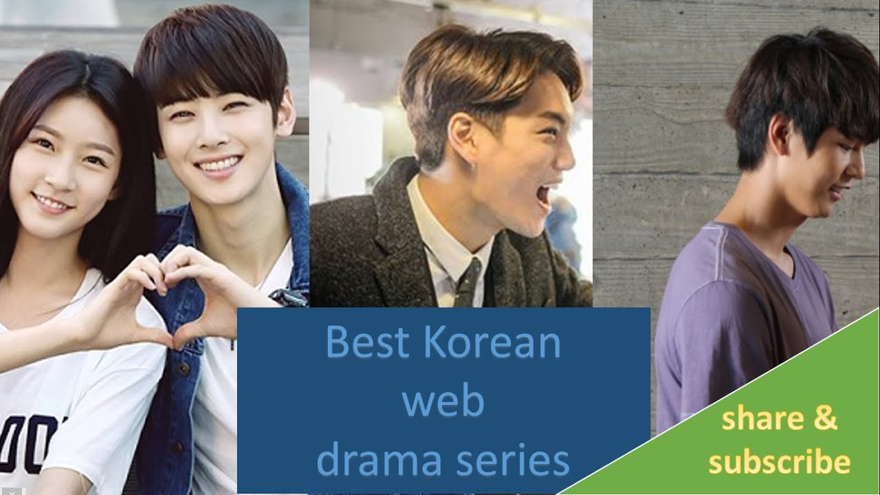 south korean drama series and the