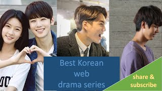 Video MY BEST KOREAN WEB DRAMA SERIES TOP 25 LIST download MP3, 3GP, MP4, WEBM, AVI, FLV Desember 2017