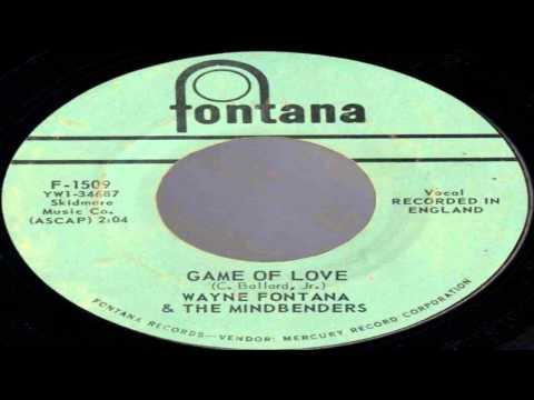 Wayne Fontana & The Mindbenders - Game Of Love / Original 45Single 1965 / HD 720p