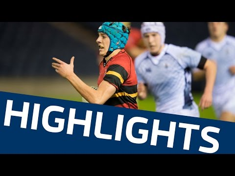Highlights | U18 & U16 Schools' Cup Finals