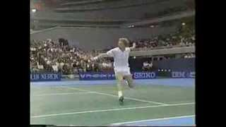 Tokyo 1990 F Lendl vs. Becker