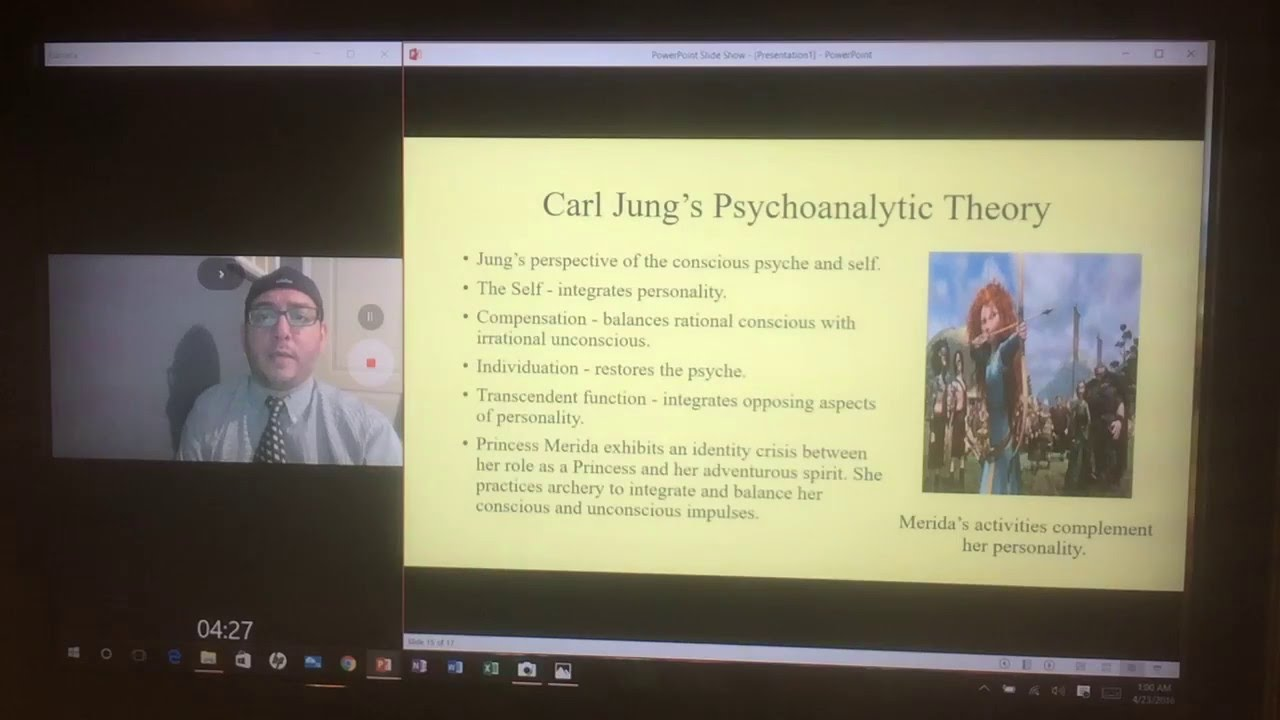 freud vs jung differences