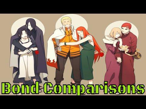 Naruto Online: Bleach and Naruto Bonds Comparison (Gated) Progression