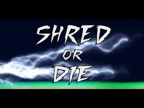 FRENZY - Shred or Die (Lyric Video, Heavy Metal)