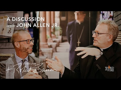 Bishop Barron and John Allen Jr. // Discussion at 2020 L.A. Religious Education Congress