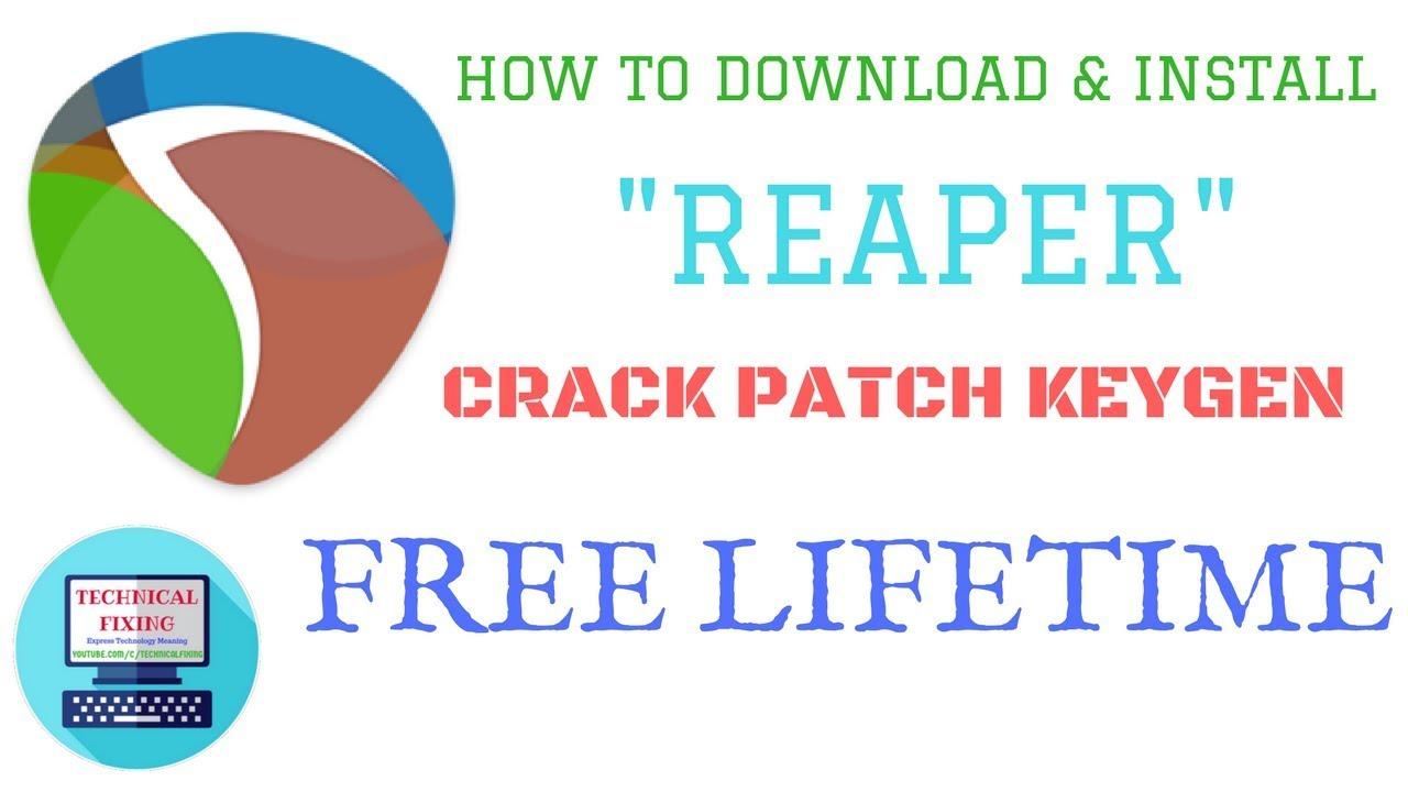 reaper free trial version