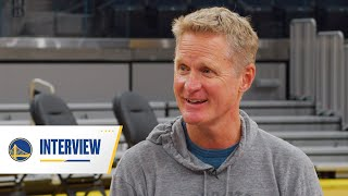 Inside The Dubble | Steve Kerr Interview
