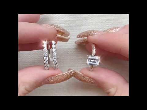Brilliant Cut Ring Enahncer