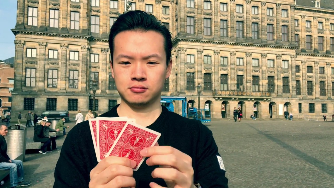 How six of Asia's leading magicians play tricks on your eyes – and