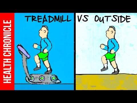 Treadmill VS Outdoor Running Which is Better? - YouTube