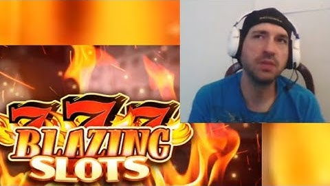 BLAZING 7'S Casino Slots Games Online by SGI   Android / iOS Game   Youtube YT Gameplay Video