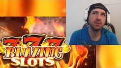 BLAZING 7'S Casino Slots Games Online by SGI | Android / iOS Game | Youtube YT Gameplay Video