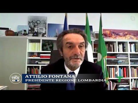 True Show - L'intervento di Attilio Fontana