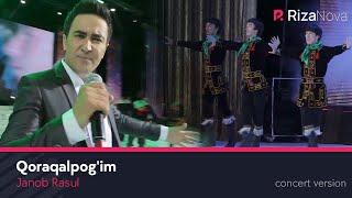 Janob Rasul - Qoraqalpog'im | Жаноб Расул - Коракалпогим (concert version 2017)