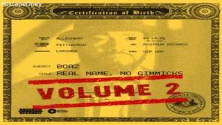 Boaz - Real Name, No Gimmicks Vol. 2 ( Full Mixtape ) (+ Download Link )