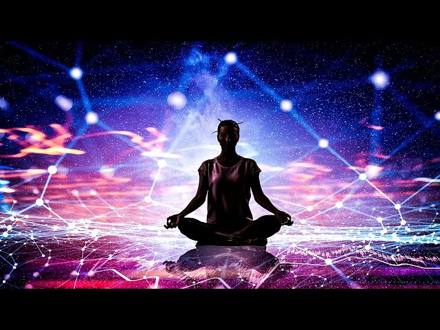 Solfeggio 528 Hz Miracle Tones ! Manifest Aura Cleanse ! Change Your Life ! Healing While You Sleep