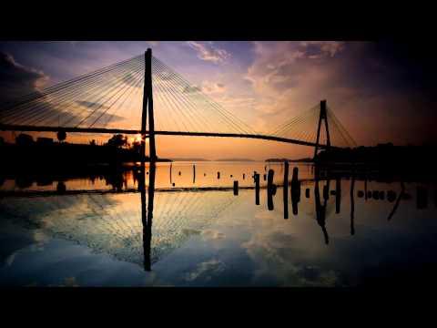 Sunrise at Barelang Bridge, Batam island