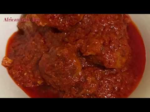SPICY AFRICAN STEW