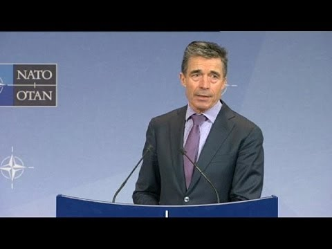 NATO's Rasmussen: more Russian intervention in Ukraine would be 'historic mistake'