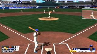 R.B.I. Baseball 15   GamePlay PC 1080p