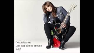 Deborah Allen - Let
