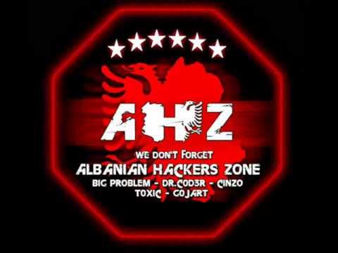 Albanian Hackers Zone AHZ