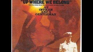 Joe Cocker & Jennifer Warnes.  Up Where We Belong.