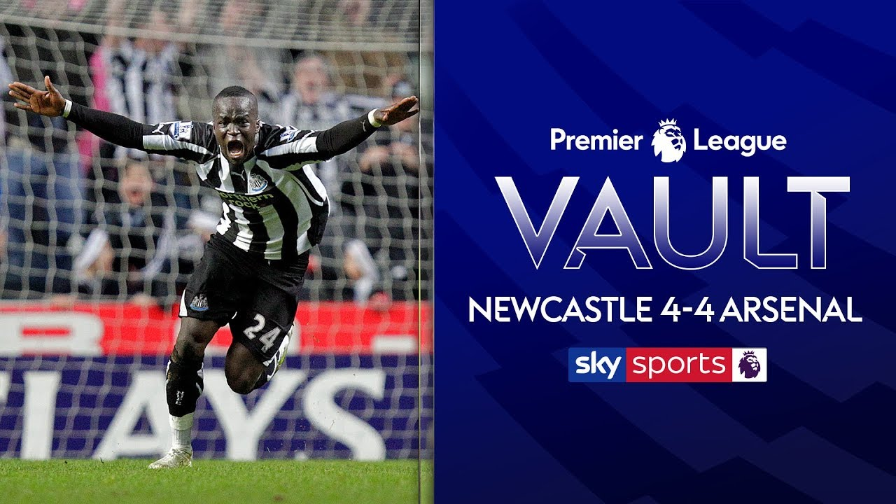 It Was An Unbelievable Day Newcastle 4 4 Arsenal Alan Pardew S Reaction Youtube