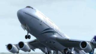 ' Star Alliance Airlines ' -FS9