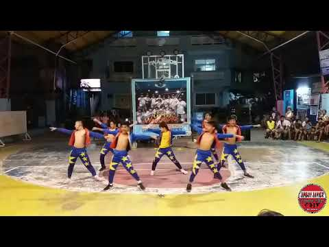 BATANG PINOY (Little Warrios Fund Raising Dance Contest) @ Brgy Tinajeros Malabon City. 9/22/18
