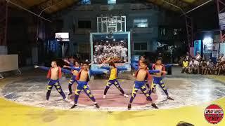 BATANG PINOY (Little Warrios Fund Raising Dance Contest) @ Brgy Tinajeros Malabon City. 9/22/18