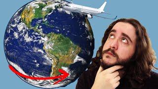 É Mais Rápido Voar Para Oeste? | Primata Falante