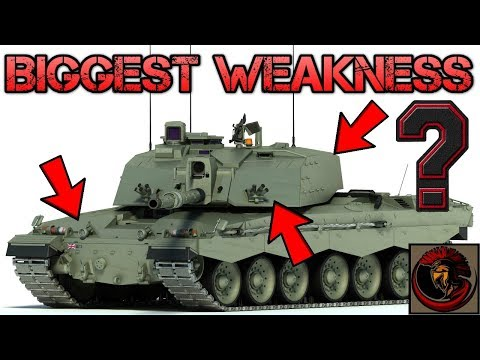 What Is The Biggest Weakness on a Tank?