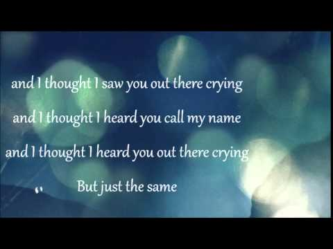Adam Levine  Lost Stars Lyric