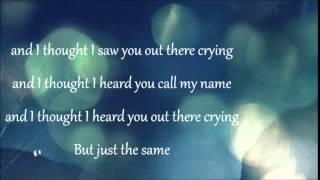 Adam Levine Lost Stars Lyric Video
