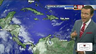 Tropical Storm Kirk redevelops in Atlantic | Tracking the Tropics
