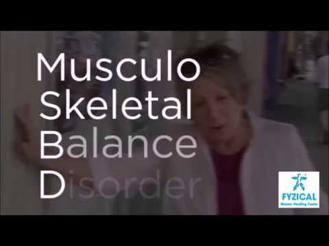 MSBD - Musculo-skeletal Balance Disorder