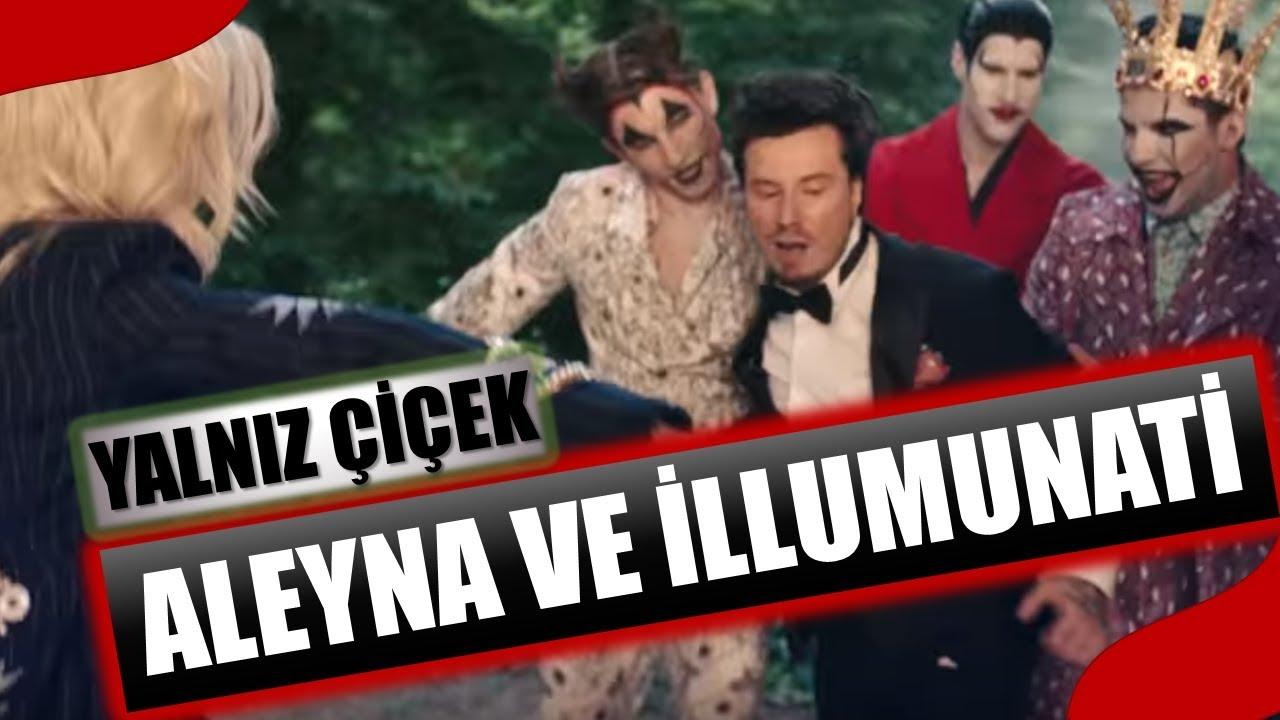 Aleyna Tilki Yalniz Cicek Ft Emrah Karaduman Klip Incelemesi 2 Youtube