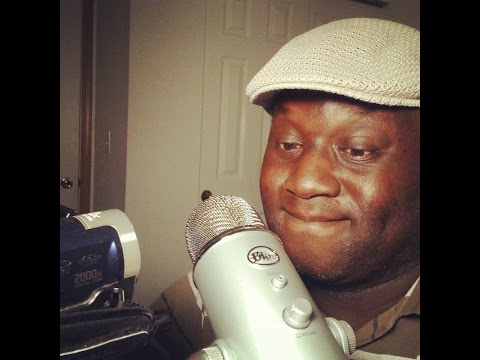 ASMR: Unboxing My Blue Yeti Binaural Microphone