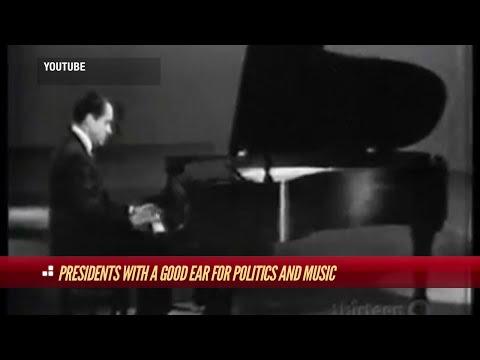 Musical Presidents   The Hotlist