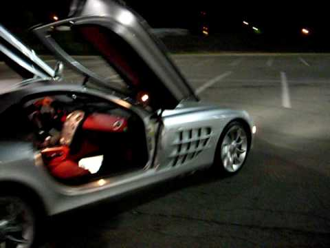 & How To Close Doors On A MB Mclaren SLR - YouTube pezcame.com