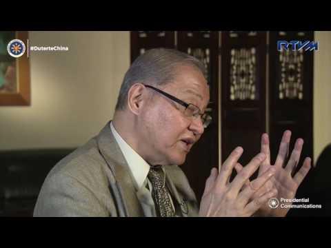 Interview with H.E. Jose Santiago Sta. Romana 5/12/2017