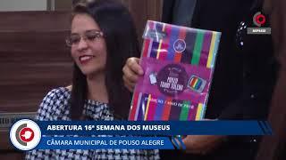 ABRTURA SEMANA DOS MUSEUS 14.05.18