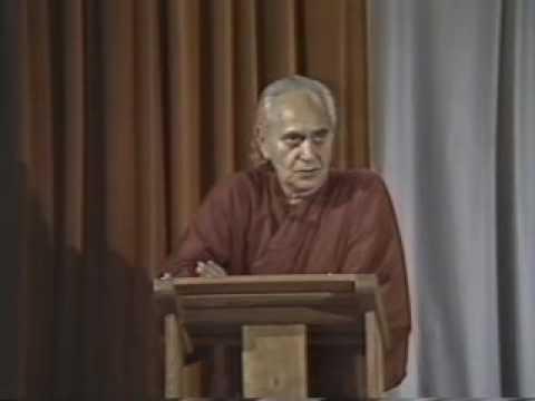 Yoga Sutras (01/85) Swami Rama