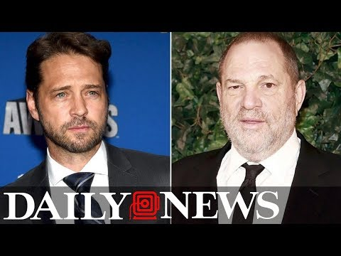 Jason Priestley thought Harvey Weinstein was a bodyguard when he punched him