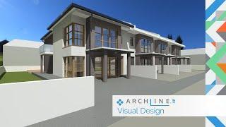 ARCHLine.XP Architectural Webinar Part 8: Visual Design