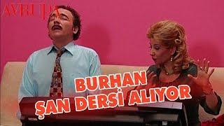Burhan Şan Dersi Almaya Başlıyor - Avrupa Yakası
