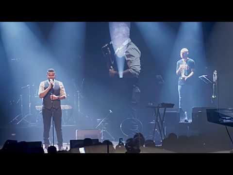 "Cédric Analyse ""Pour Jonathan"" live 2017"
