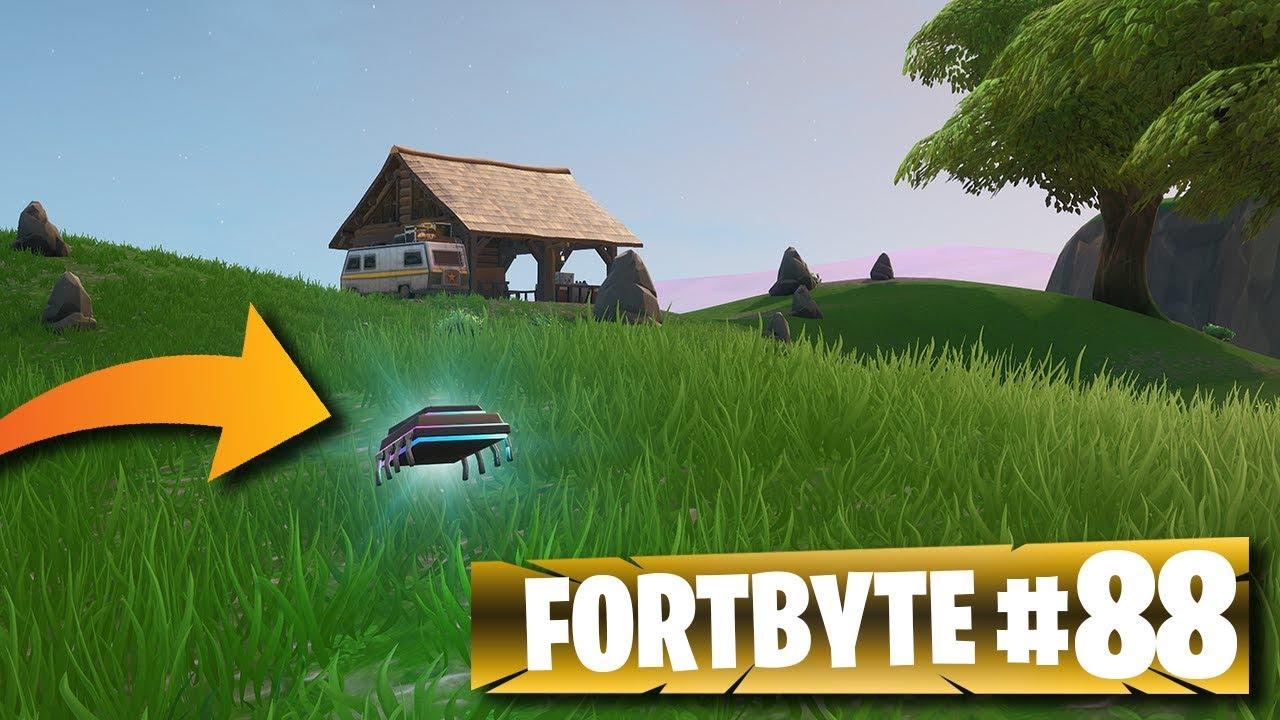 Fortnite Fortbytes 88